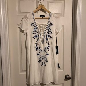 NWT Lulu's Beach Cover Up